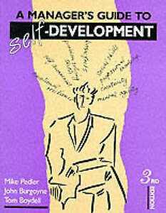 Good, A Manager's Guide to Self-Development, Mike Pedler, John Burgoyne, Tom Boy
