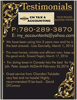 Tax &: Accounting Services