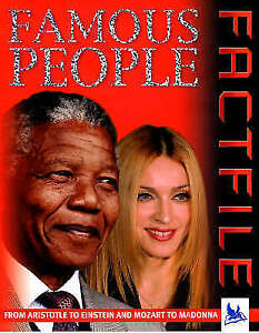 Famous People Factfile, Gifford, Mr Clive | Paperback Book | Good | 978075341295
