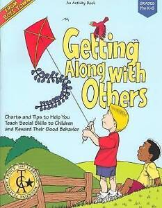 Getting Along with Others: An Activity Book by Boys Town Press (Paperback, 1997)