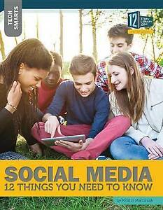 Social Media: 12 Things You Need to Know by Kristin Marciniak (Hardback, 2016)