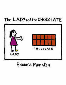 The-Lady-and-the-Chocolate-by-Edward-Monkton-Hardback-2005