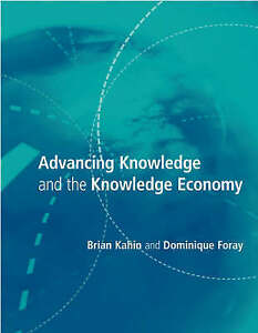 Advancing Knowledge and the Knowledge Economy, Brian Kahin