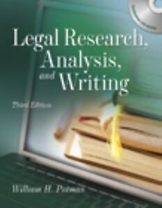 Legal Analysis, Research and Writing