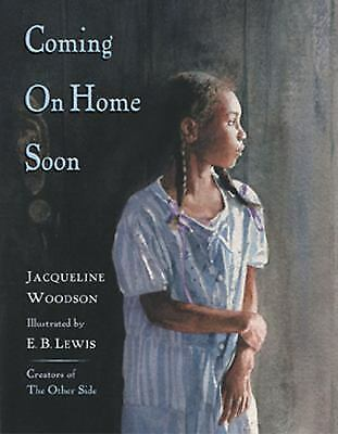 Coming on Home Soon  (ExLib) by Jacqueline