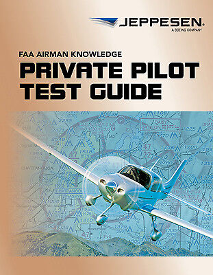 NEW SEALED Jeppesen Private Pilot FAA airman knowledge Test Guide LATEST EDITION
