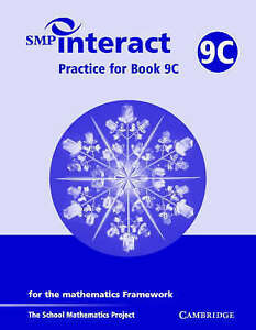 SMP Interact Practice for Book 9C: For the Mathematics Framework  BOOK NEW