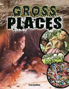 Gross Places by Pete Jenkins (Hardback, 2016)