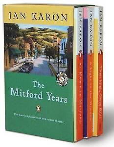 The Mitford Years: At Home in Mitford / A Light in the Window / These High, Gree