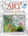 Usborne Colouring Book