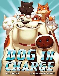 Dog-in-Charge-by-K-L-Going-c2012-VGC-Hardcover-We-Combine-Shipping