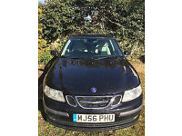Saab 9-3 1.9TiD Vector Sport 2006 16v Saloon Automatic - Spare or repairs
