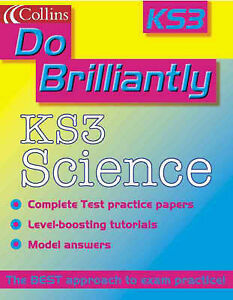 Goldsmith, Steve Do Brilliantly At - KS3 Science Very Good Book
