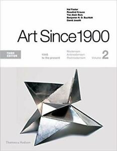 Art Since 1900 1945 to the Present 3rd Edition