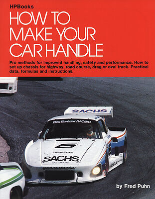 How To Make Your Car Handle - Book HP46