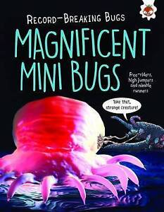 Magnificent Mini Bugs - Record-Breaking Bugs by Matt Turner | Paperback Book | 9