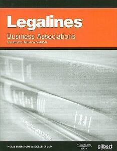 Legalines-Ser-Legalines-on-Business-Associations-7th-Keyed-to-Klein-by