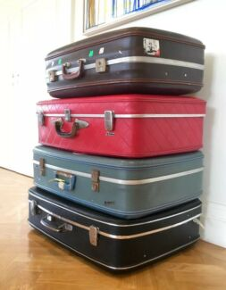 Vintage suitcases Other Home Decor Gumtree Australia Melbourne