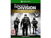 Tom Clancy's Division Gold Edition Xbox One