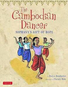 REICHERTER,DARY-CAMBODIAN DANCER  BOOK NEW