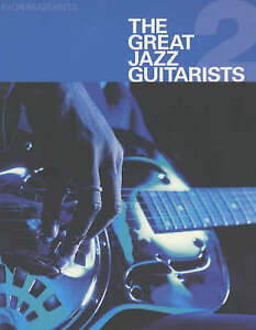 The Great Jazz Guitarists: Pt. 2: On from the 1950s by Ivor Mairants...