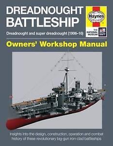New Dreadnought Battleship Manual
