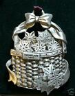 Longaberger Snowflake Ornament