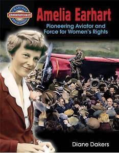 Amelia Earhart  BOOK NEW