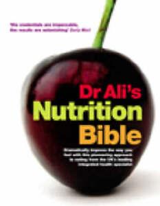 Dr-Ali-039-s-Nutrition-Bible-by-Mosaraf-Ali-Hardback-2004