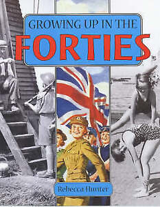 Walker Author, Kathryn, In The Forties (Growing Up), Very Good Book