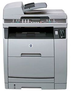 HP LaserJet 2840 All in One Printer with New Colour Cartridges