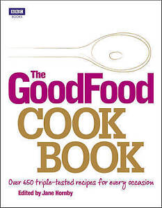 HORNBY,JANE-GOOD FOOD COOK BOOK, THE BOOK NEW