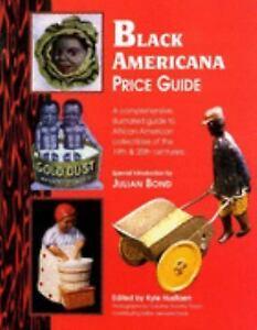 Black Americana: Price Guide (Antique Trader's Black Americana Price G-ExLibrary