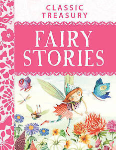 Classic Treasury Fairy Stories, Miles Kelly, New Book