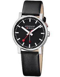 Mondaine Men's A468.30352.14SBB Analog Display SwissQuartz Watch