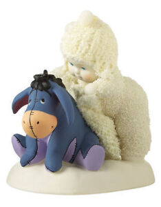 SNOWBABIES *I'LL TAKE CARE OF YOU, EEYORE* DISNEY FIGURINE BNIB 798874 RRP: £25!