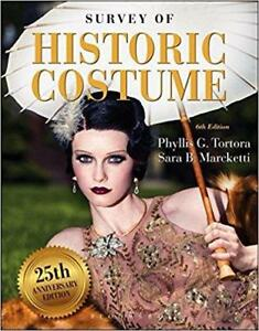 Survey of Historic Costume Bundle Book + Studio Access Card 6th edition