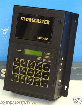 Interalia StoreCaster CS-8 In-store Auto MOH System