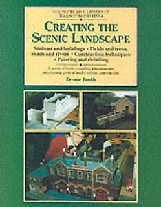 Creating the Scenic Landscape : Stations and Buildings, Fields and Trees, Roads