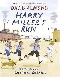 ALMOND,D-HARRY MILLER`S RUN  BOOK NEW