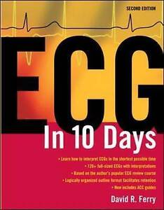 ECG in Ten Days: Second Edition, Ferry, David R.
