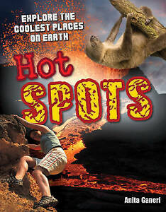 Hot Spots: Age 10-11, Above Average Readers (White Wolves Non Fiction),Ganeri, A