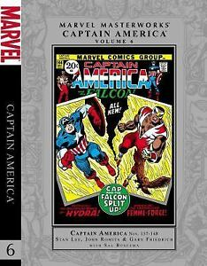 Marvel-Masterworks-Captain-America-Volume-6-2012-Hardcover