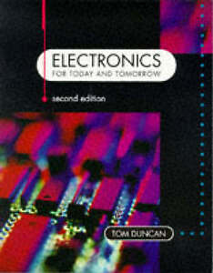 Electronics for Today and Tomorrow-ExLibrary