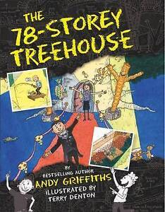 The 78-Storey Treehouse ' Griffiths, Andy