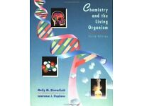 Bloomfield Chemistry and the Living Organism 6th