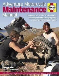 Haynes Adventure Motorcycle Maintenance Manual Hazelbrook Blue Mountains Preview
