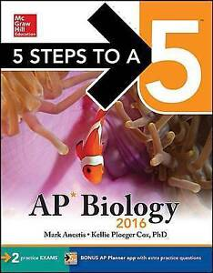 AP Biology by Anestis, Mark -Paperback