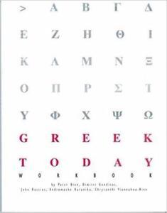 Greek Today Workbook Edition