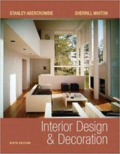 Interior Design and Decoration 6th Edition 6th Edition